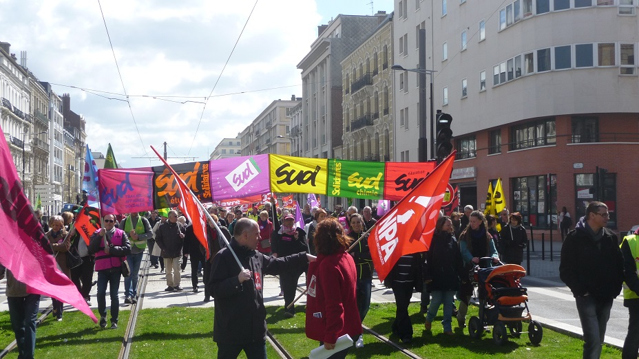Le Havre 28 avril 2016